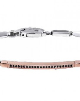 Zancan Bracciale Hi-Teck Collection EHNB049