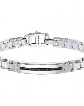 Zancan Bracciale Hi-Tekh Ceramitek Collection EHB021-N