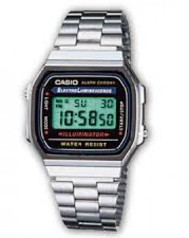 Casio Retrò Cod.  A168WA-1YES