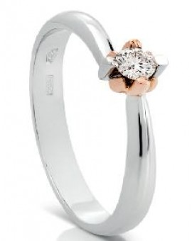 DKAS 3252.014 Solitaire ring